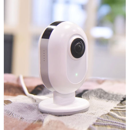 720 Degree Panoramic Double Fish Eye Lens HD Camera